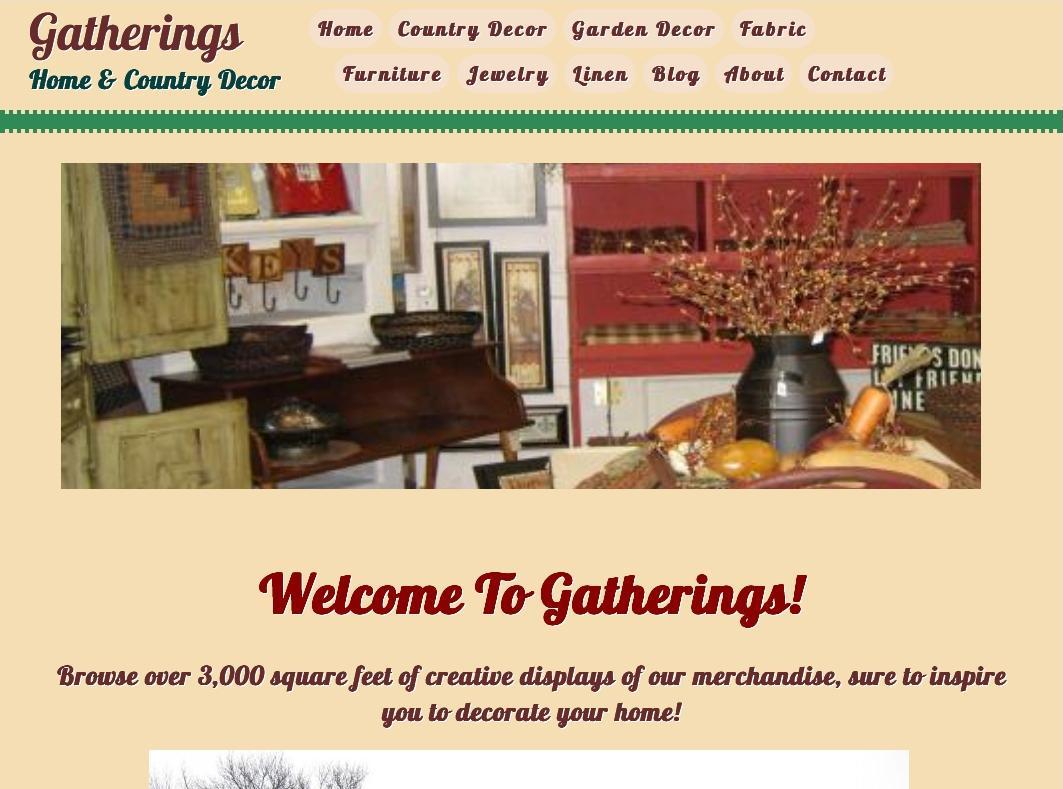 website-gatherings